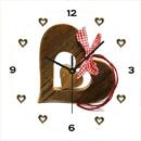 Horloge gare deco chalet