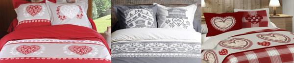 textile de montagne et linge de montagne. Black Bedroom Furniture Sets. Home Design Ideas