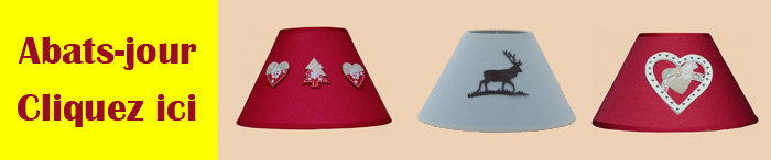 chalet lamps  Esprit Montagne  Pinterest